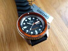 Seiko SKX007 Scuba Divers Mens Watch 7S26-0020 Dagaz - Ocean - Custom Mod