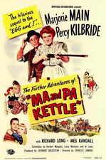 MA & PA KETTLE Movie POSTER 11x17 Marjorie Main Percy Kilbride Richard Long Meg