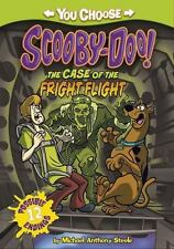 The Case of the Fright Flight (You Choose Stories: Scooby-Doo) by Steele, Micha