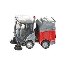 Altri modellini statici camion in plastica rosso