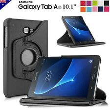 "360 Rotate Smart Leather Case Cover for Samsung Galaxy Tab A6 10.1"" T580 T585"