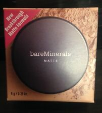 Bare Escentuals bareMinerals Matte Spf 15 Foundation - Various colors