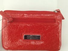 Women's KENNETH COLE Red Wallet - $30 MSRP - 25% off