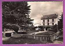 CPSM - 29  KERLEVEN / LA  FORET FOUESNANT - L HOTEL DES SABLES VUE DE LA MER