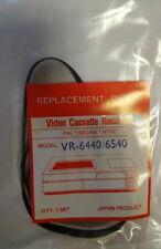 VR-6440/6540 Video Gürtel Set Für Philips (3)