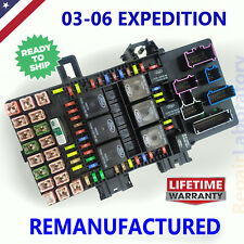✅REBUILT 2003-2006 Ford EXPEDITION Fuse box