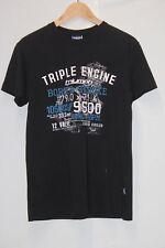 Tee shirt  Homme TRIUMPH  Triple angine  - S