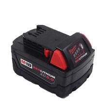 5000mAh 18V Power Tool Battery for Milwaukee M18 XC 48-11-1815 M18B2 M18B4 M18B
