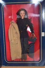 1996 Limited Edition Bloomingdale's Exclusive Ralph Lauren BARBIE SCATOLA DANNEGGIATA