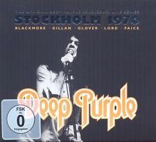 Stockholm 1970 - 3 DISC SET - Deep Purple (2014, CD NEUF)