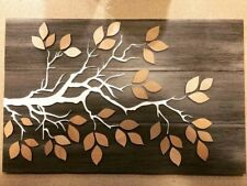 Wedding or Event Guest Book Alternative Tree Wall Art (Graduation, Baby Shower)