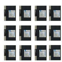 Itoya Art Profolio Expo Presentation//Display Book XP-12-9 9 X 12 inches 12 Sleeves Black