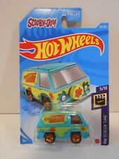 Hot Wheels, Scooby Doo, The Mystery Machine