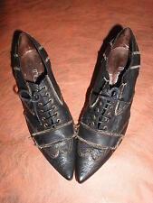 chaussures muratti cuir noir 39,5