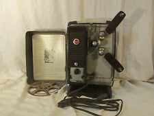 VINTAGE KODAK 8MM SHOWTME 8  PROJECTOR DISPLAY 50s WORKS PARTS REPAIR DISPLAY