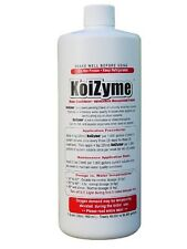 Koizyme -Bacteria in Live Koi ponds - Best Product (1 Gallon ) FREE SHIPPING