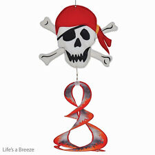 Pirate Theme Duet Camping, and Caravan Use Pirate 2D Spinning Twister