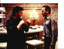 WAKING UP IN RENO PATRICK SWAYZE SIGNED FIGHT 8X10