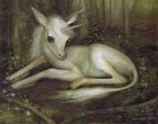 Fantasy Art Unicorn (3) A4 Print New