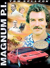 Magnum P.I. The Complete Second Season DVD 2005 3 Disc Set Factory Sealed NEW !