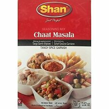 Shan CHAAT MASALA 100g 5 Pack FREE S&H Best Price on EBAY
