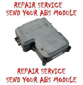 1999-2006 Chevrolet SILVERADO ABS Pump Control Module EBCM REPAIR SERVICE CHEVY