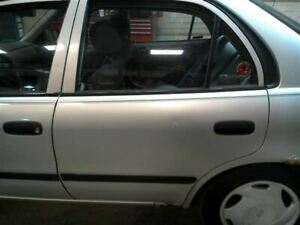 Driver Rear Side Door With Electric Locks Fits 98-02 PRIZM 542591
