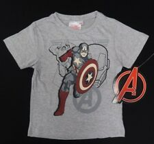 Kid's Marvel Captain America Avengers S/S Tee