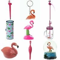 Flamingo Tweezer Pen Pencil Case Keyring Cushion Trinket Mason Jar Case Gift