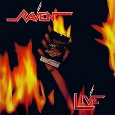 Raven - Live At The Inferno (NEW 2 VINYL LP)