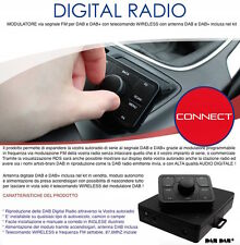 INTERFACCIA DAB DAB+ Digital Radio RDS modulatore FM Opel Astra H J Meriva Mokka