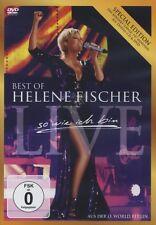 "HELENE FISCHER ""SO WIE ICH BIN (LIVE)""  2 CD+DVD NEU"