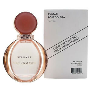 BVLGARI ROSE GOLDEA 3/3.0 oz (90 ml) EDP Spray NEW TESTER with CAP