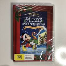 Mickey's Magical Christmas Snowed In At The House Of Mouse (Disney) R4 PAL