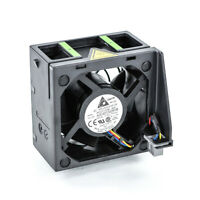 Delta Fan AFC0712DE 7038 DC 12V 2.50A 7CM 4 Pin Server Cooling Fan