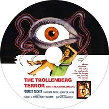 The Crawling Eye aka: The Trollenberg Terror (1958 British Sci-Fi film) Mod Dvd