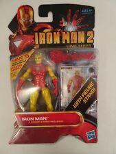 Iron Man 2 - Figurine Iron Man N°28 Comic Series Marvel 2009 Hasbro