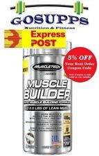 MuscleTech Pro Series Muscle Builder 30 Caps Plasma Alphatest HD 5% Off PENNY5