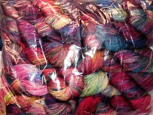 ANNIVERSARIO Multis 210yd Skein Malabrigo RIOS Soft SUPERWASH MERINO Wool YARN