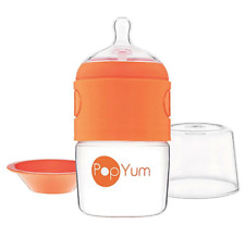 PopYum Anti Colic Bottle with Funnel