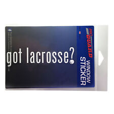 Proguard Got Lacrosse Window Decal 7028Glx