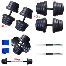 Dumbbells Weights Dumbbell Set Fitness Home Gym Sets Exercise Tool 2X20KG