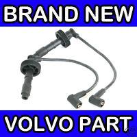 Volvo S40, V40 (00-04) HT Ignition Spark Plug Leads Set (Turbo)