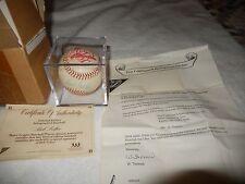 Authentic 1990 Nabisco Promotion Signed Bob Feller Autographed Baseball NIB