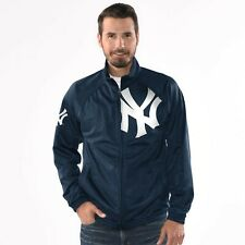 New York Yankees Synergy Track Jacket - Navy By G-III