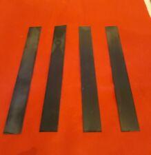 Cuchillo hace que 4 X 35mm X 1mm tiras de acero de alto carbono cs95. Muelles de soldadura,