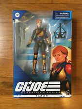"Hasbro G.I. Joe Classified Series Scarlett 6"" Action Figure (#05)"