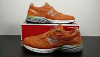 New Balance 990v4 Made In USA Jupiter Burnt Orange M990JP4 Men's MultiSZ (D)