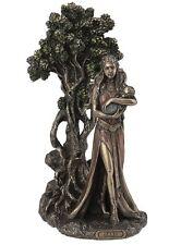 "11.5"" Danu - Mother Of The Tuatha De Danann Irish Goddess Celtic Statue Decor"