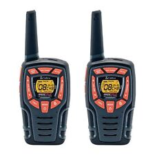 Cobra AM845 Walkie Talkie 10km Long Range VOX 2-Way PMR 446 Radio Pair Twin Pack